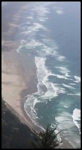 Manzanita Beach from Neahkanie