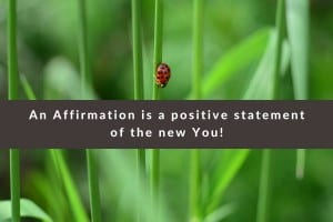 What is an Affirmations by Cheryl Marlene