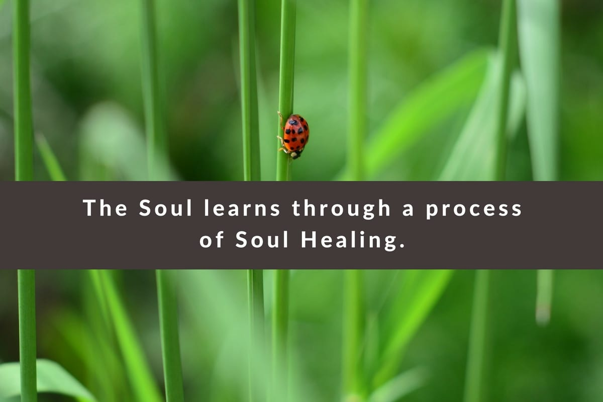 Affirmations for Soul Healing by Cheryl Marlene