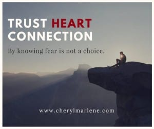 Trust Heart Connection by Cheryl Marlene