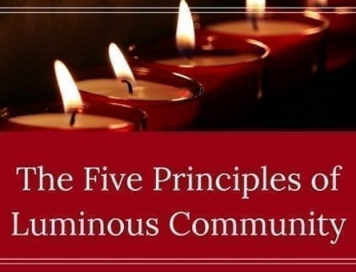The Five Principles of Luminous Community