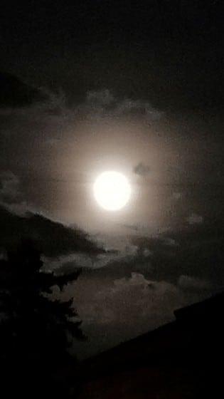 The Moon in Her Fullness by Cheryl Marlene