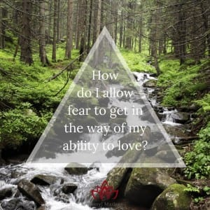Use Motion to Release Fear by Cheryl Marlene