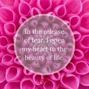 Releasing Fear to Connect by Cheryl Marlene