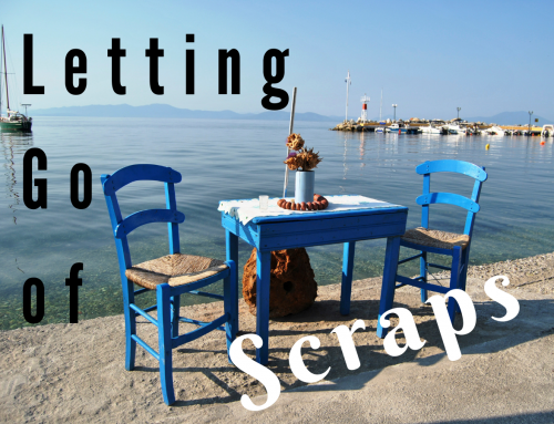 Letting Go of Scraps
