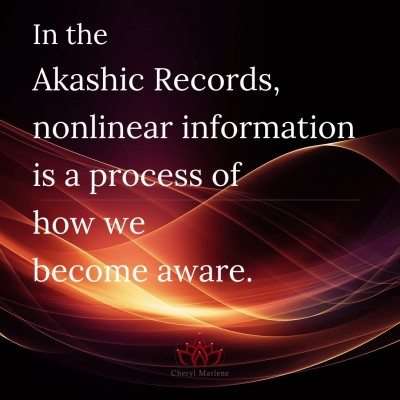 Nonlinear Information and the Akashic Records by Cheryl Marlene