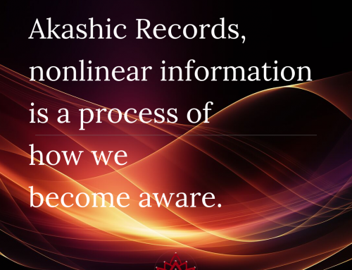 Nonlinear Information and the Akashic Records