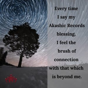 The Blessing of the Akashic Records by Cheryl Marlene