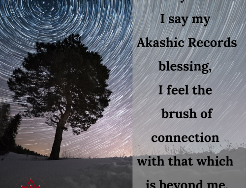 The Blessing of the Akashic Records