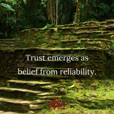 Trust, Belief, and the Akashic Records by Cheryl Marlene