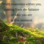 Truth Resonates in the Akashic Records by Cheryl Marlene