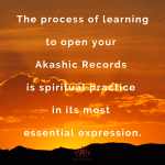 The Akashic Records as Spiritual Practice by Cheryl Marlene