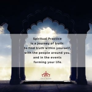 Truth, Spiritual Practice and the Akashic Records by Cheryl Marlene