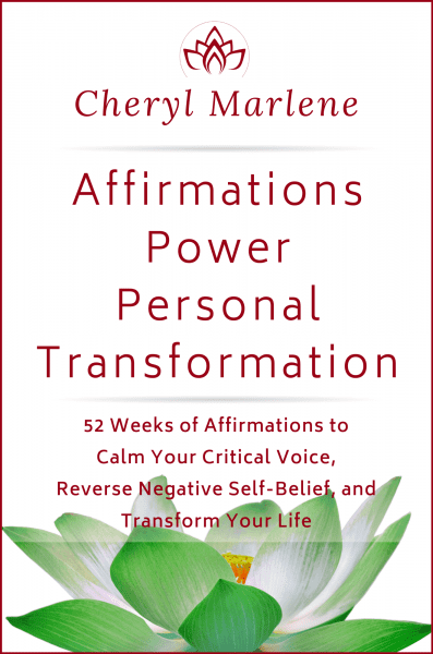 Affirmations Power Personal Transformation by Cheryl Marlene
