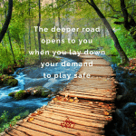 The Deep Road of the Akashic Records by Cheryl Marlene