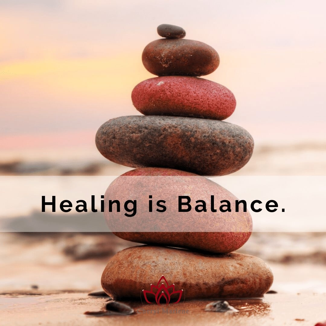 Healing and Balance in the Akashic Records by Cheryl Marlene