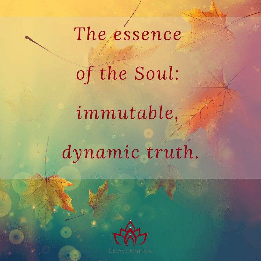 The Essence of Soul by Cheryl Marlene