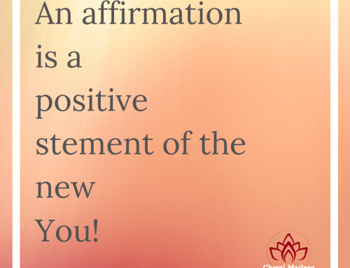 Affirmation for the New You