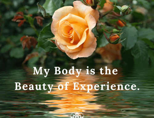 My Body is the Beauty of Experience