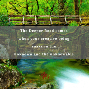 Finding the Deeper Road in the Akashic Records by Cheryl Marlene