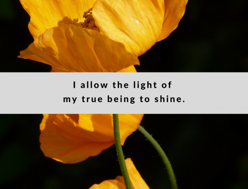 Affirmation of the Week #7