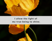 Affirmation of the Week #7 by Cheryl Marlene