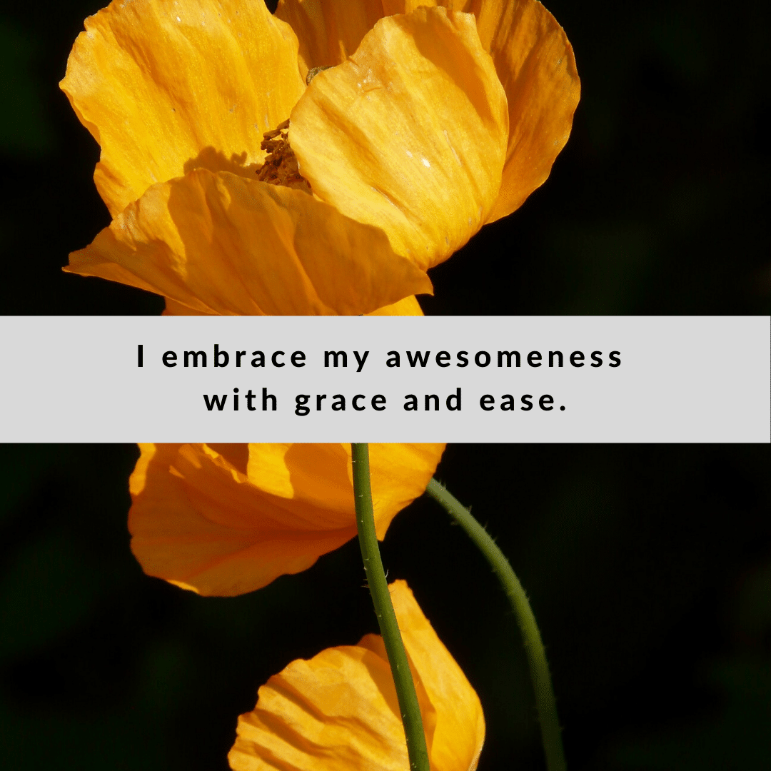 Affirmation of the Week #8 by Cheryl Marlene