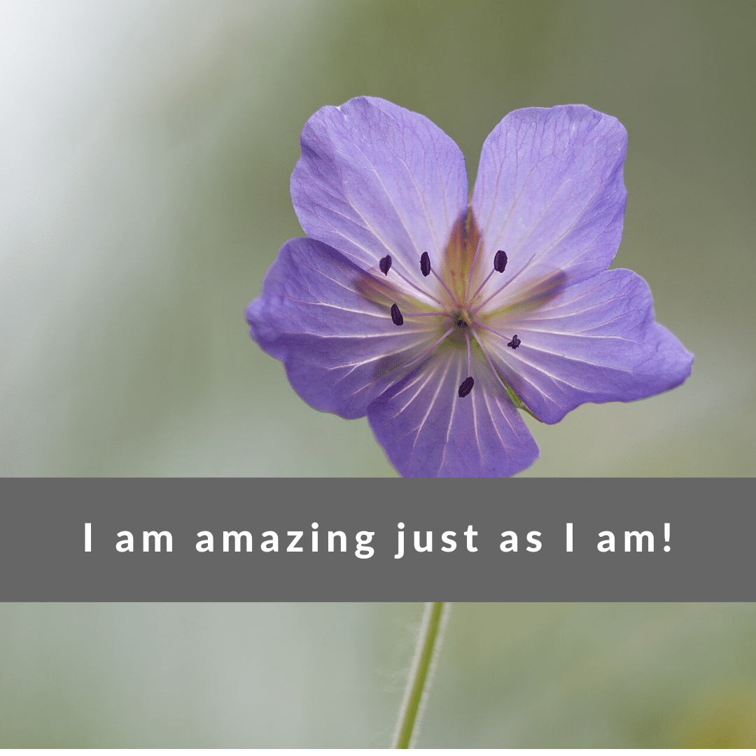Affirmation of the Week #11 by Cheryl Marlene