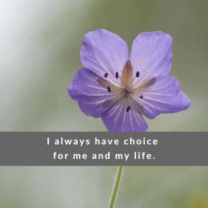 Affirmation #4 for Self-Acceptance