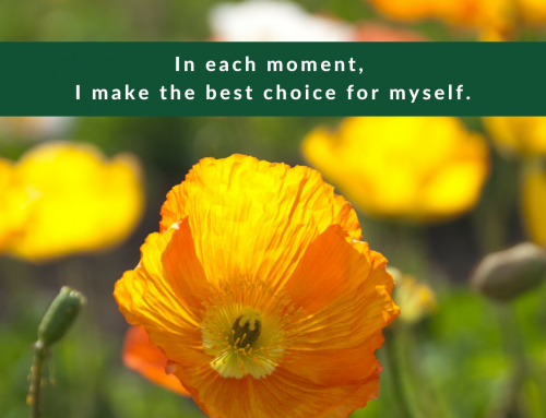Affirmation of the Week #15