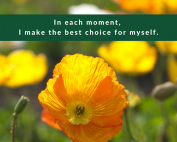 Affirmation of the Week #15 by Cheryl Marlene