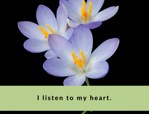 Affirmation of the Week #27