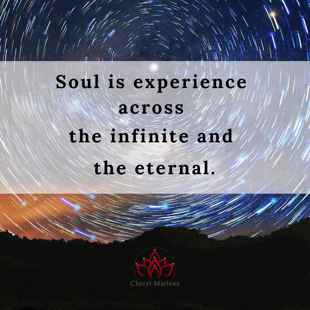 Soul Experience and the Akashic Records by Cheryl Marlene