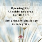 Challenge of Integrity by Cheryl Marlene