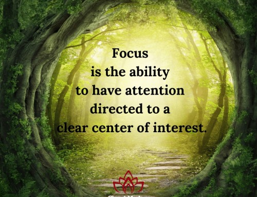 Focus Through Attention