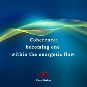 The Unity of Coherence by Cheryl Marlene