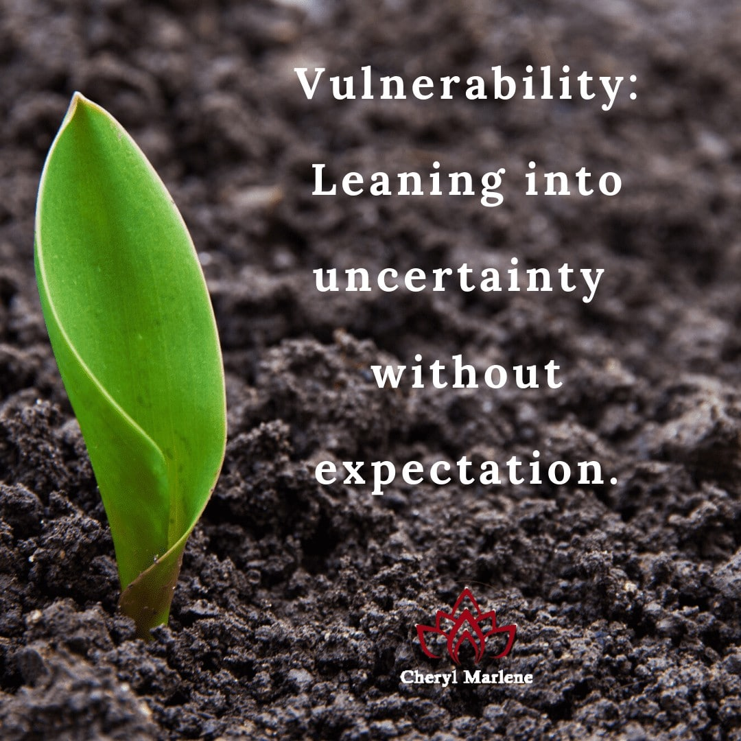 Vulnerability Defined by Cheryl Marlene