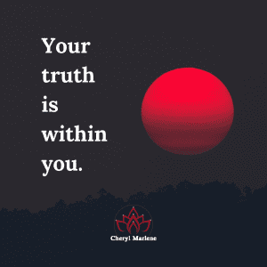 Personal Truth and the Akashic Records by Cheryl Marlene