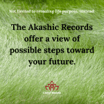 The Akashic Records Beyond Life Purpose