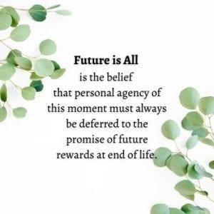 Future is All by Cheryl Marlene