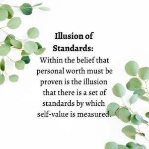 Illusion of Standards by Cheryl Marlene
