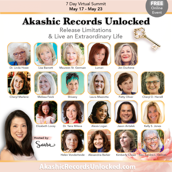 The Legacy Wisdom of the Akashic Records by Cheryl Marlene